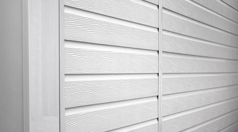 External Plastic Cladding Panels available