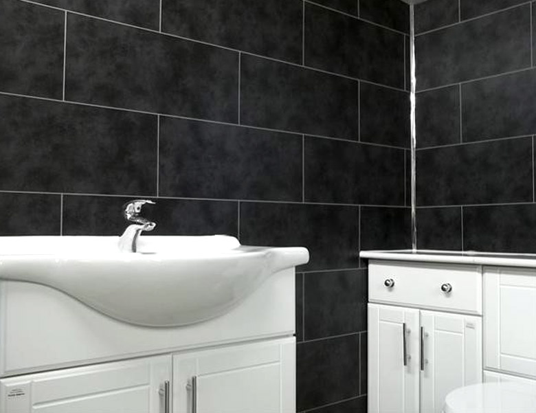 Decorative Tile Effect Plastic Panelling - Discount Prices in Worksop and Retford