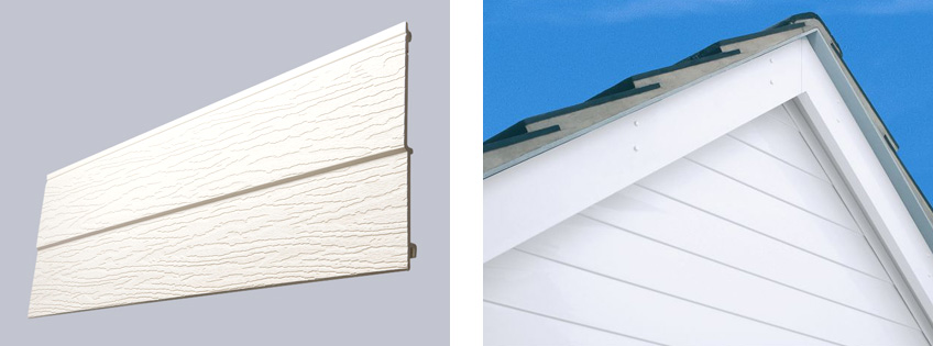 Plastic Cladding suitable for external cladding projects, clean, strong and durable at discounted prices