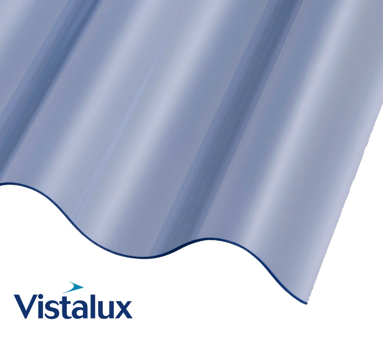 Vistalux Corrugated PVC Roofing Sheets in Worksop and Retford