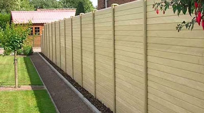Composite Fencing Worksop
