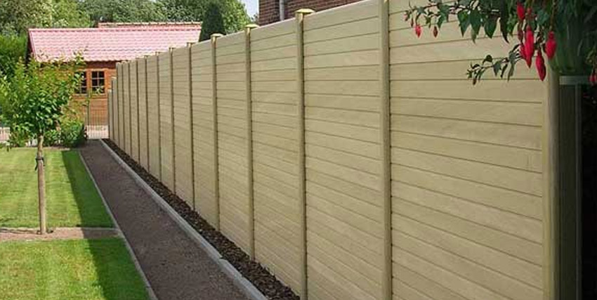 Deeplas Composite Fencing Worksop