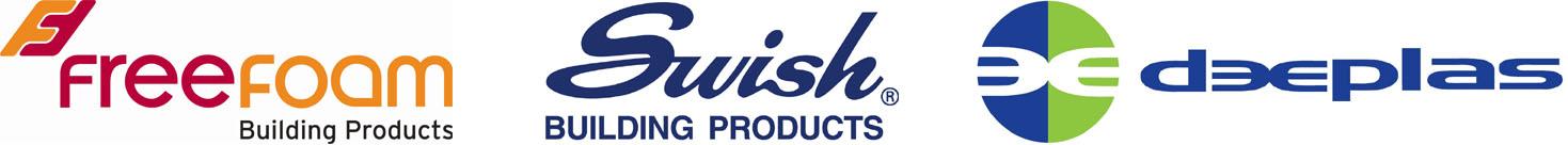 FreeFoam, Swish and Deeplas Logos
